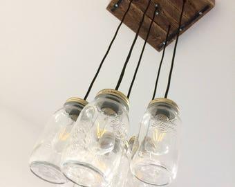 Handmade designer lamp