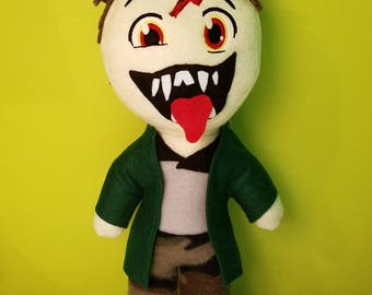 Evil Ed (Fright Night) Custom Plushie