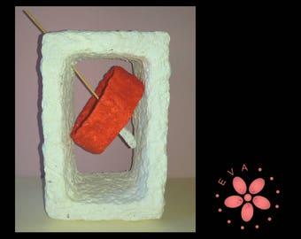 """Modern sculpture """"Box"""""""