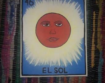 El Sol Mexican Loteria