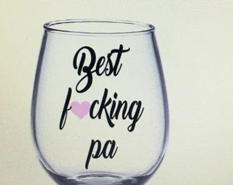 Physician assistant wine glass. Physician assistant. Physician assistant gift. Pa gift. Pa wine glass.