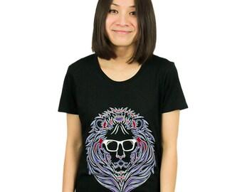Cool Lion T-Shirt Women