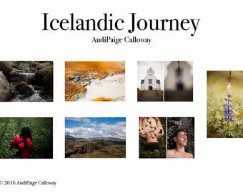 Postcards From Iceland ( Icelandic Journey )