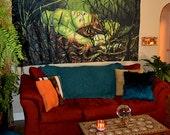 RW2 Mermaid Tapestry by Robert Walker