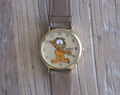 1978 Armitron Garfield Quartz Ladies Wrist Watch