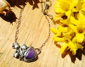 Poppy Pods Necklace