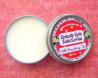 Wild Strawberry Tea Many Purpose Solid Lotion