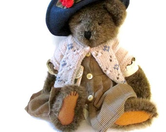 Boyds Bears plush Kassandra P. Berryweather - Archive investment collection
