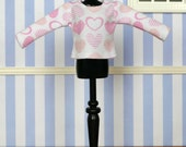 Long sleeved t-shirt for Blythe (no. 1465)