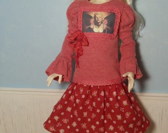 Marilyn Fairy Outfit Set for Dollstown 7yr bjd abjd MSD Kaye Wiggs