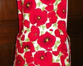 Must Have Beautiful Kitchen Cobbler Lined Apron Smock Large Poppys Handmade Kitchen Cook Craft Activities Excellent Clothing Protectors