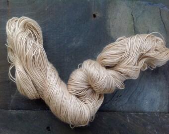 BOUTIQUE TUSSAH Silk Yarn single ply 100g/3.5oz