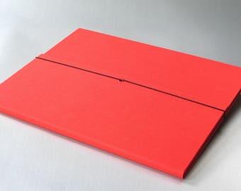 Portfolio Folder -  Report Folder in Red