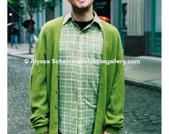 "John Frusciante of Red Hot Chili Peppers Fine Art Photo - 4"" x 6"""