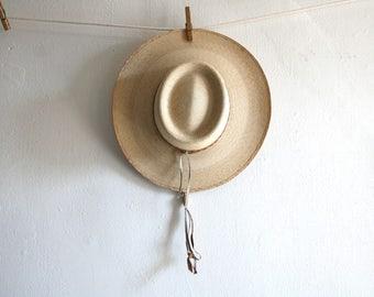 Woven Sombrero Hat