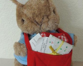 PETER Rabbit Stuffed Toy by EDEN