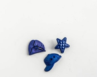 Button Lot Random Mix Craft Sewing Supply Random Destash Children's