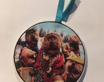 Emmet Otter's Jug Band Christmas Ornament