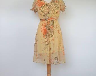 Tea Dress Dreamy Summer Meadow