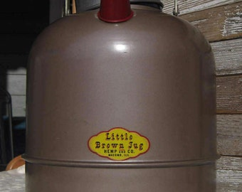 Little Brown Jug Thermos, Hemp and Co