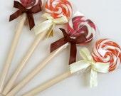 Colourful Lollipop Pens