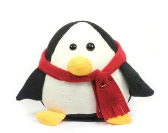 Penguin Plush Toy, Penguin stuffed animal, Penguin Toy, Plushie