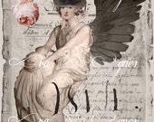 Top Hat Angel