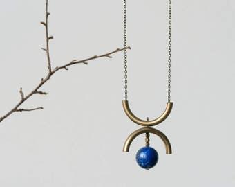 YAZ Necklace, Berber Symbol