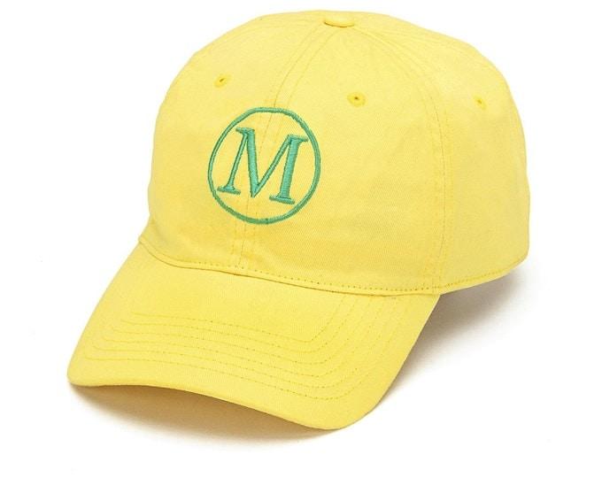 Monogrammed Baseball Cap, Monogram Ball Cap, Monogrammed Gifts, Gifts under 20, Gifts for her, Monogrammed Hat, Personalized Gifts