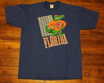 Florida Gators shirt 1994 NCAA athletics basketball football march madness  graphic tee XL