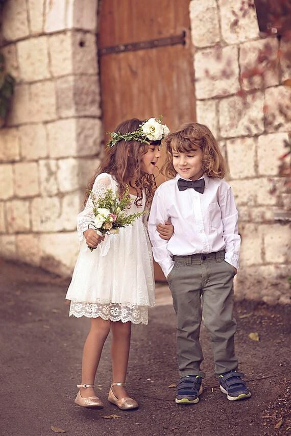 Holy communion dresses gypsy style wedding