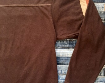 Reserved Jessica - 1980's Point Zero Mens  XL Shirt
