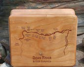 DEAN RIVER MAP Fly Box - ...