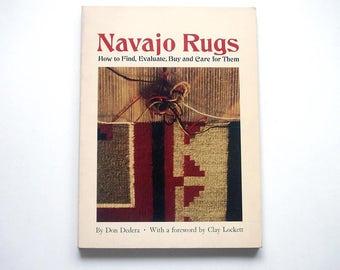 Navajo Rugs by Don Dedera,  A guide to Navajo Rugs, Navajo rug weaving, Navajo weaving, Navajo patterns, Navajo designs, southwest