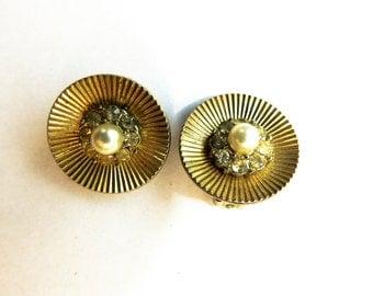Clip earrings for non pierced ears for women