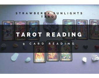 9 Card Tarot Reading!