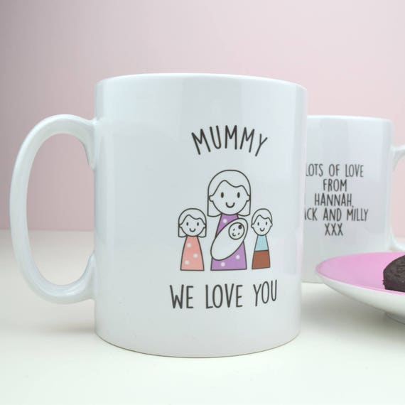 Mummy mug - Mother's Day mug - Mug for mummy - gift for mum's
