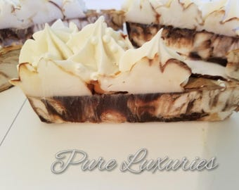 Chocolate Pie Soap 3oz