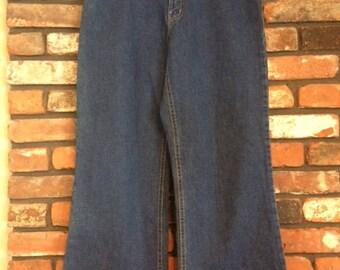 Vintage Buggirl Jeans 7 Junior's Medium Wash