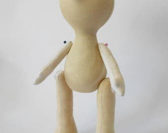 PDF,making a doll body,Soft Doll PATTERN  Cloth Doll Pattern, Digital Download instructions+pattern. instant download