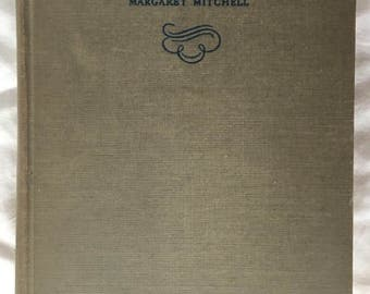 Gone With The Wind by Margaret Mitchell 1937 Edition