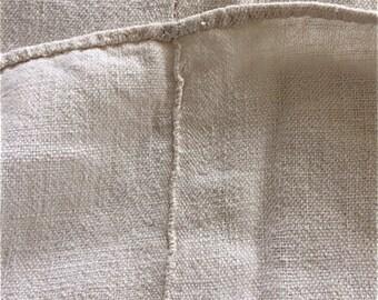 Early  Linen Sheet