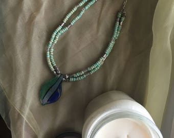 Beaded Beauty Necklace