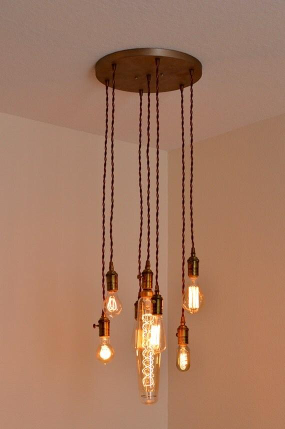 multi pendant chandelier multi drop pendant chic chandelier. Black Bedroom Furniture Sets. Home Design Ideas