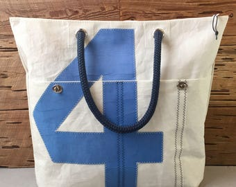 Recycled Sail Tote 4 You