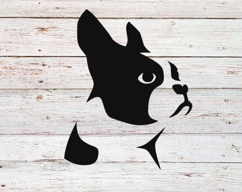 Terrier Dog Decal