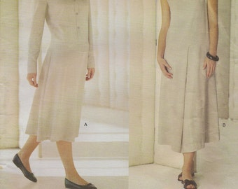 Vogue Designer Pattern--Isaac Mizrahi Dress
