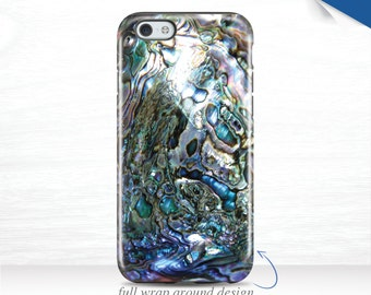 iPhone 7 Case Blue Green Swirl iPhone 5s Case Purple iPhone 6Plus Case oil pattern iPhone 7 Plus Cover Edge Wrap Abalone iPhone 6S Case 15w