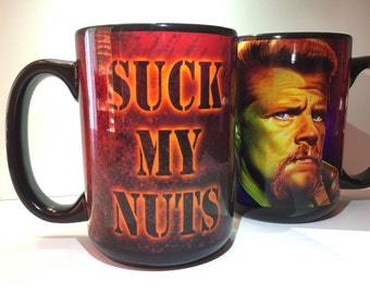ABRAHAM FORD 15 oz MUG