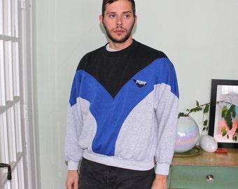 PONY sweatshirt/ size- large